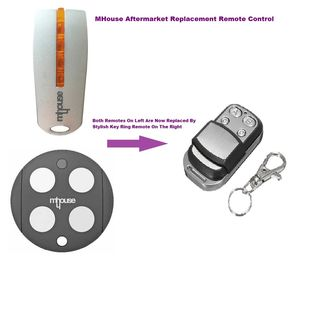 Mhouse Aftermarket Replacement Gate Remote