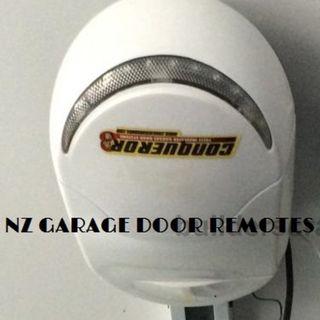 Replacement Conqueror Garage Door Remotes On Sale Now