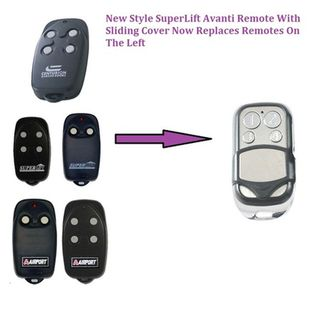Superlift Avanti Garage Door Remote
