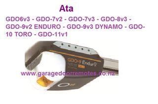 Ata Gdo 6V 7V 8V 9V 10 And 11V Series