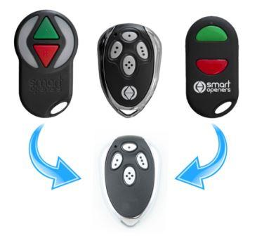 Smart Opener 4b Garage Door Remote