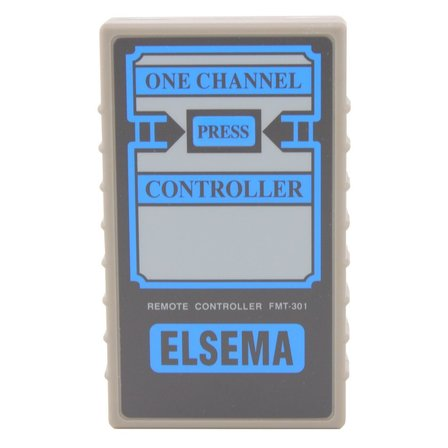 Elsema Genuine Fmt 301 Replacement Remote