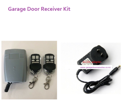 Garage Door Receiver Kit