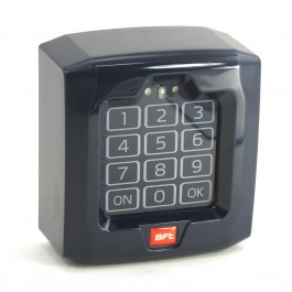 BFT QB-Touch Backlit Wireless Digital Keypad - P121024