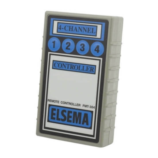 Elsema Fmt-304 Garage Door & Gate Opener Remote