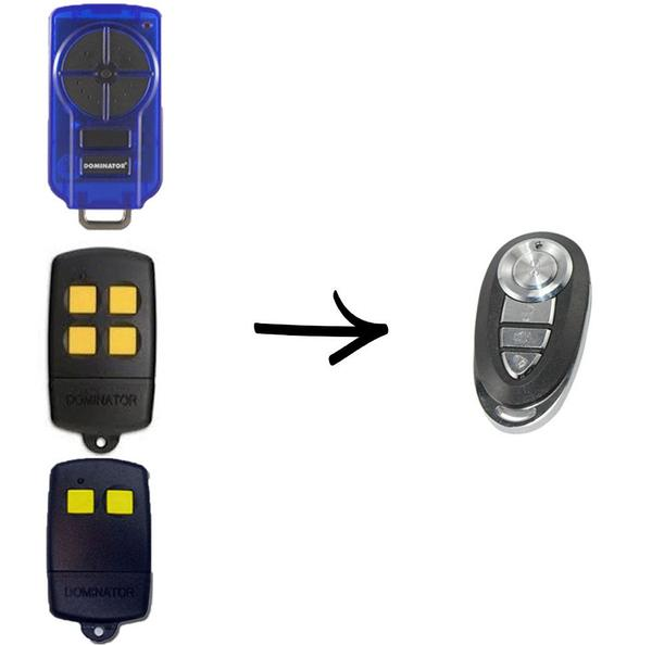 Dominator 501 (ybs2) Replacement Remote