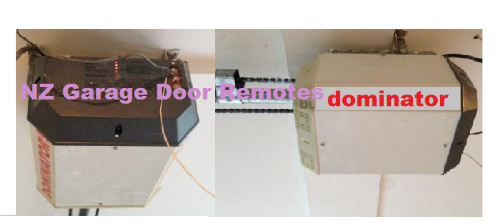 Dominator 315mhz Garage Door Opener Garage Door Opener